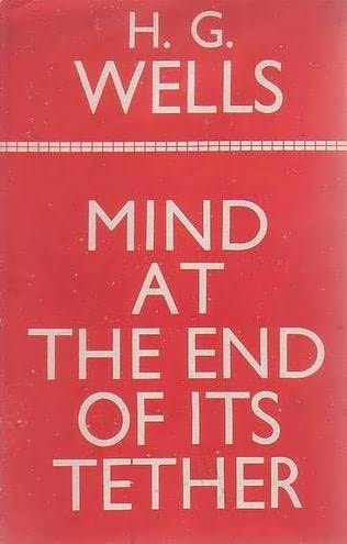 book cover of Mind At The End Of Its Tether