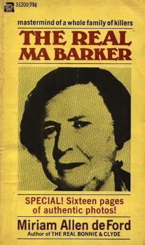 book cover of The Real Ma Barker