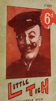 book cover of Little Tich