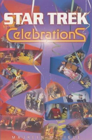 book cover of Star Trek : Celebrations