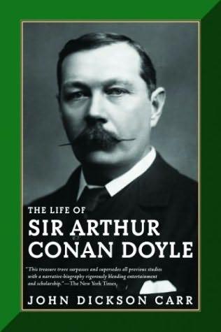 book cover of The Life of Sir Arthur Conan Doyle