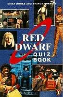 book cover of The Red Dwarf Quiz Book