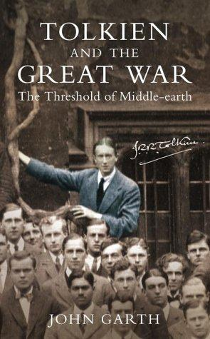book cover of Tolkien and the Great War