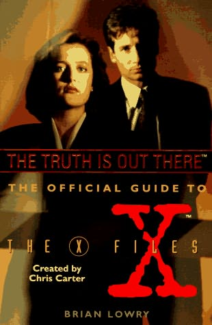 book cover of The Truth is Out There