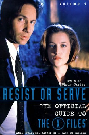 book cover of Resist or Serve