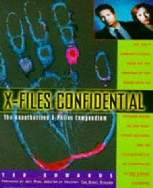 book cover of X-files Confidential