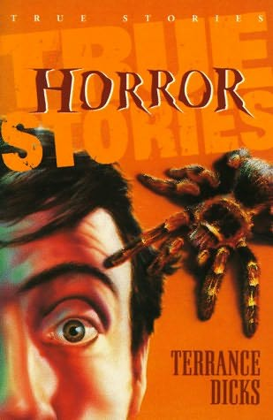 book cover of True Horror Stories