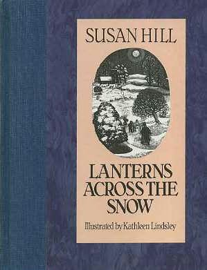book cover of Lanterns Across the Snow