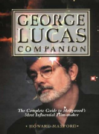book cover of The George Lucas Companion