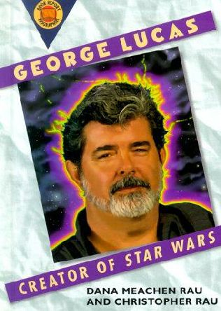 book cover of George Lucas