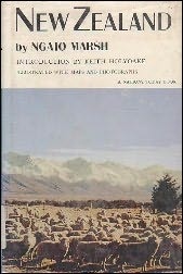book cover of New Zealand
