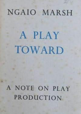 book cover of A Play Toward