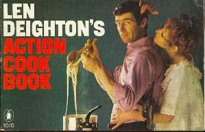 book cover of Action Cook Book