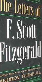 book cover of The Letters of F. Scott Fitzgerald