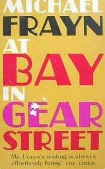 book cover of At Bay in Gear Street