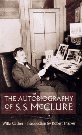 book cover of The Autobiography of S.S. McClure