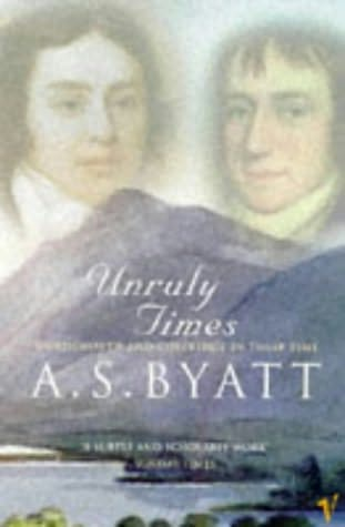 book cover of Unruly Times