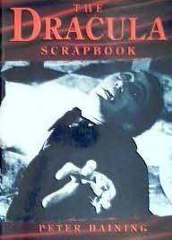 book cover of The Dracula Scrapbook