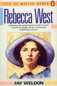 book cover of Rebecca West