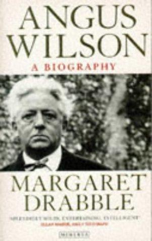 book cover of Angus Wilson