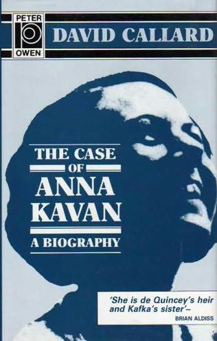 book cover of The Case of Anna Kavan