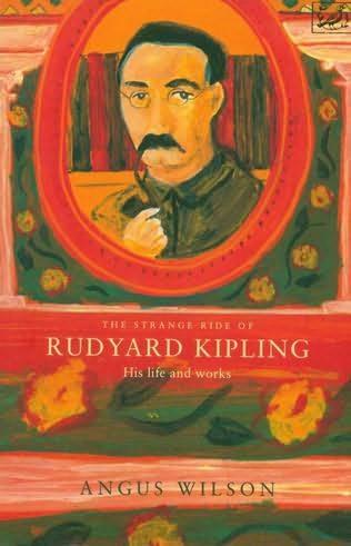 book cover of Rudyard Kipling