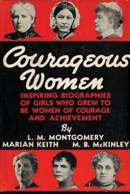 book cover of Courageous Women