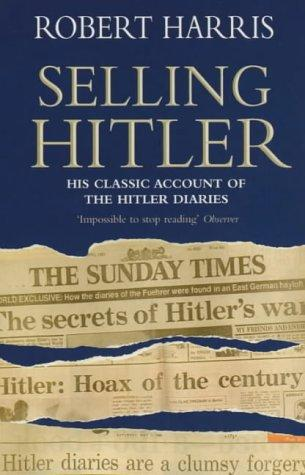 book cover of Selling Hitler
