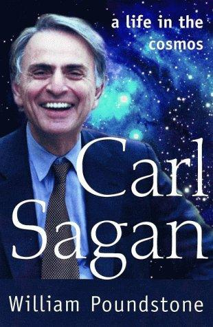 book cover of Carl Sagan: A Life in Science