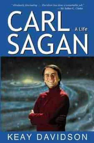 book cover of Carl Sagan: A Life
