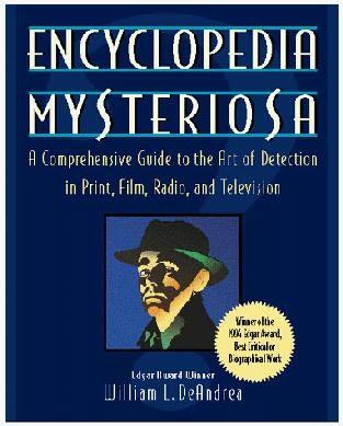 book cover of Encyclopedia Mysteriosa
