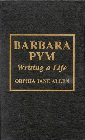 book cover of Barbara Pym: Writing a Life