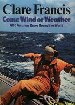book cover of Come Wind or Weather