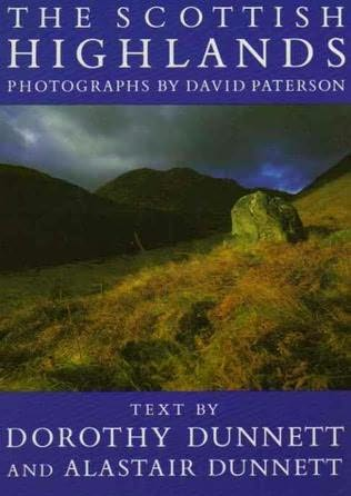 book cover of The Scottish Highlands