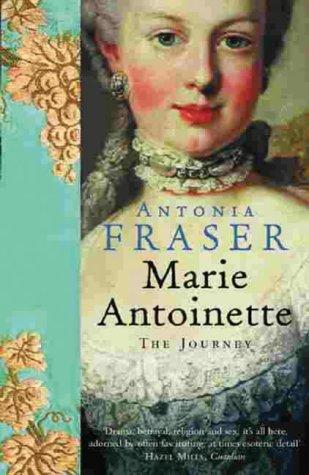 book cover of Marie Antoinette