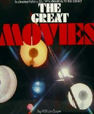 book cover of The Great Movies