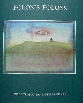 book cover of Folon\'s Folons