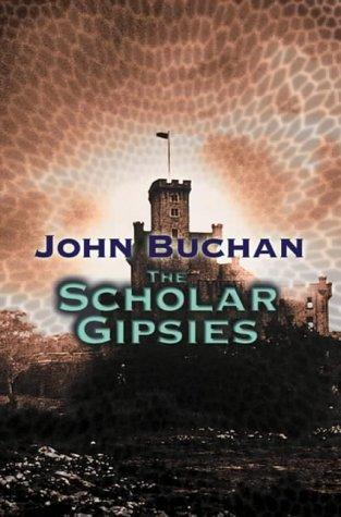 book cover of Scholar Gipsies