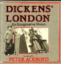 book cover of Dickens\' London