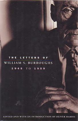 book cover of Burroughs