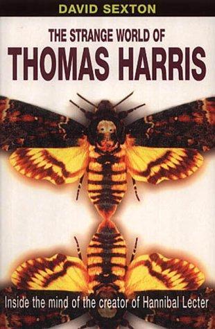 book cover of The Strange World of Thomas Harris