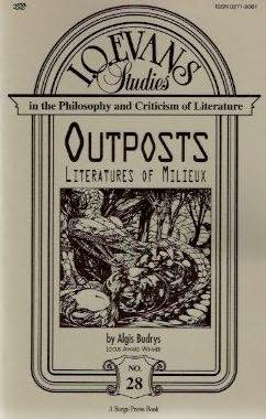 book cover of Outposts