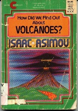 book cover of How Did We Find Out About Volcanoes?
