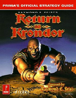 book cover of Return to Krondor