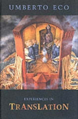 book cover of Experiences in Translation