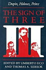 book cover of The Sign of Three