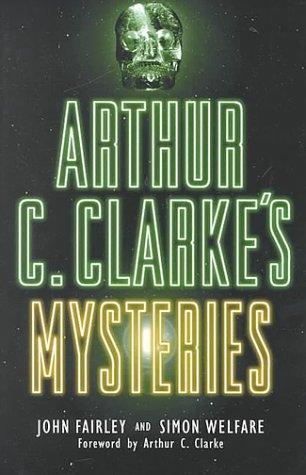 book cover of Arthur C. Clarke\'s Mysteries