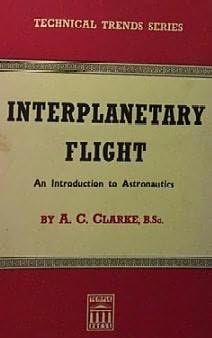 book cover of Interplanetary Flight