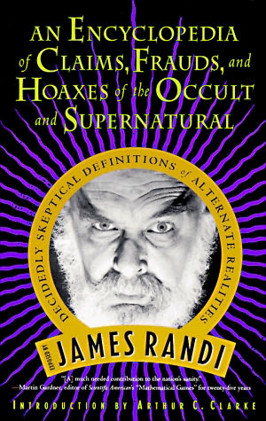 book cover of An Encyclopedia of Claims, Frauds, and Hoaxes of the Occult and Supernatural