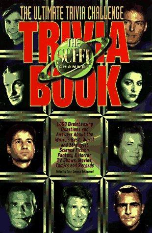 book cover of The Sci-Fi Channel Trivia Book